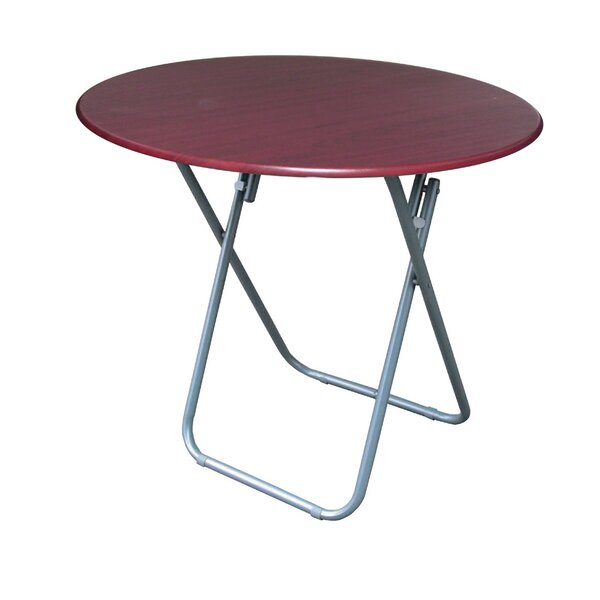 Wee S Beyond 24 Quot Round Folding Table Wayfair