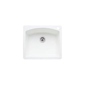White Single Bowl Kitchen Sink blanco kitchen sinks you'll love | wayfair