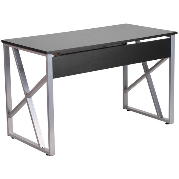 Desk With Pull Out Tray | Wayfair