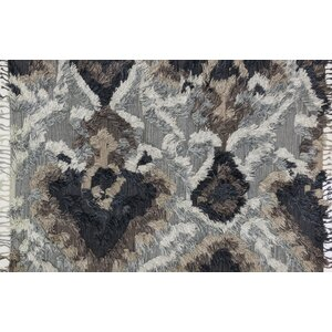 Justina Blakeney Fable Hand-Woven Granite Area Rug