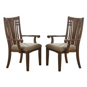 Chula Vista Arm Chair (Set of 2) by Loon Peak