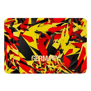 Germany by Danny Ivan Bath Mat