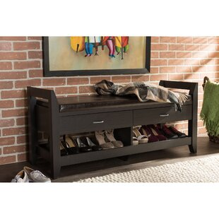 Zavijah Storage Bench