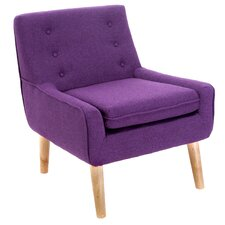 Modern Purple Accent Chairs | AllModern