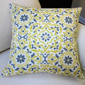 Jillara Printed Outdoor Pillow Cover (Set Of 2)
