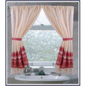 burgundy curtains and drapes | wayfair