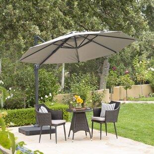 Grey Patio Umbrellas