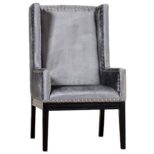 Extra Tall Wingback Chair | Wayfair