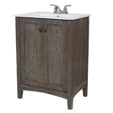 Jeremiah 24 Single Bathroom Vanity Set
