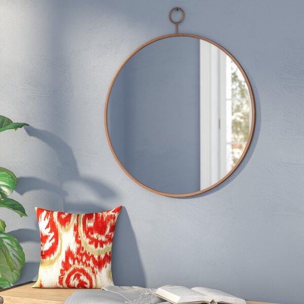 c2468a25abdc Round Gold Framed Mirror