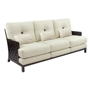 spanish bay patio sofa with cushions - Hampton Bay Patio Cushions
