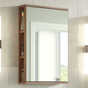 45 x 70 cm Spiegelschrank Thyme von Home & Haus