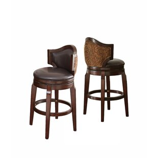 Dupo 30 Swivel Bar Stool (Set of 2)