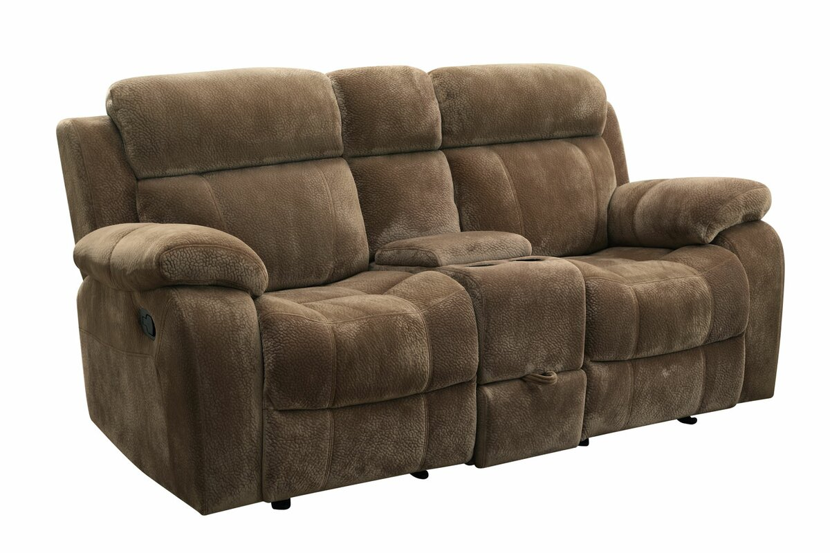 Merveilleux Victor Double Reclining Sofa