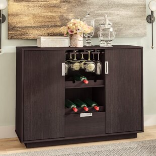 Attica Bar with Wine Storage