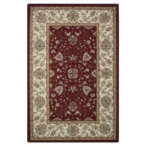 Amani Red Area Rug