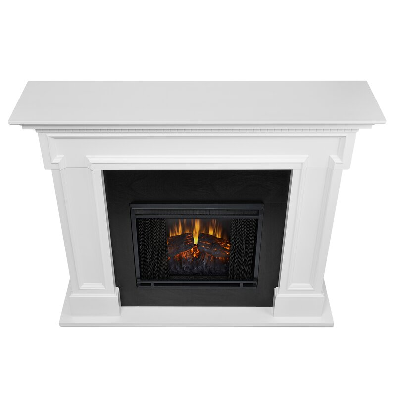 Real Flame Thayer Electric Fireplace Reviews Wayfair