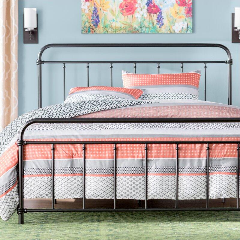 Andover Mills Matheney Platform Bed Amp Reviews Wayfair