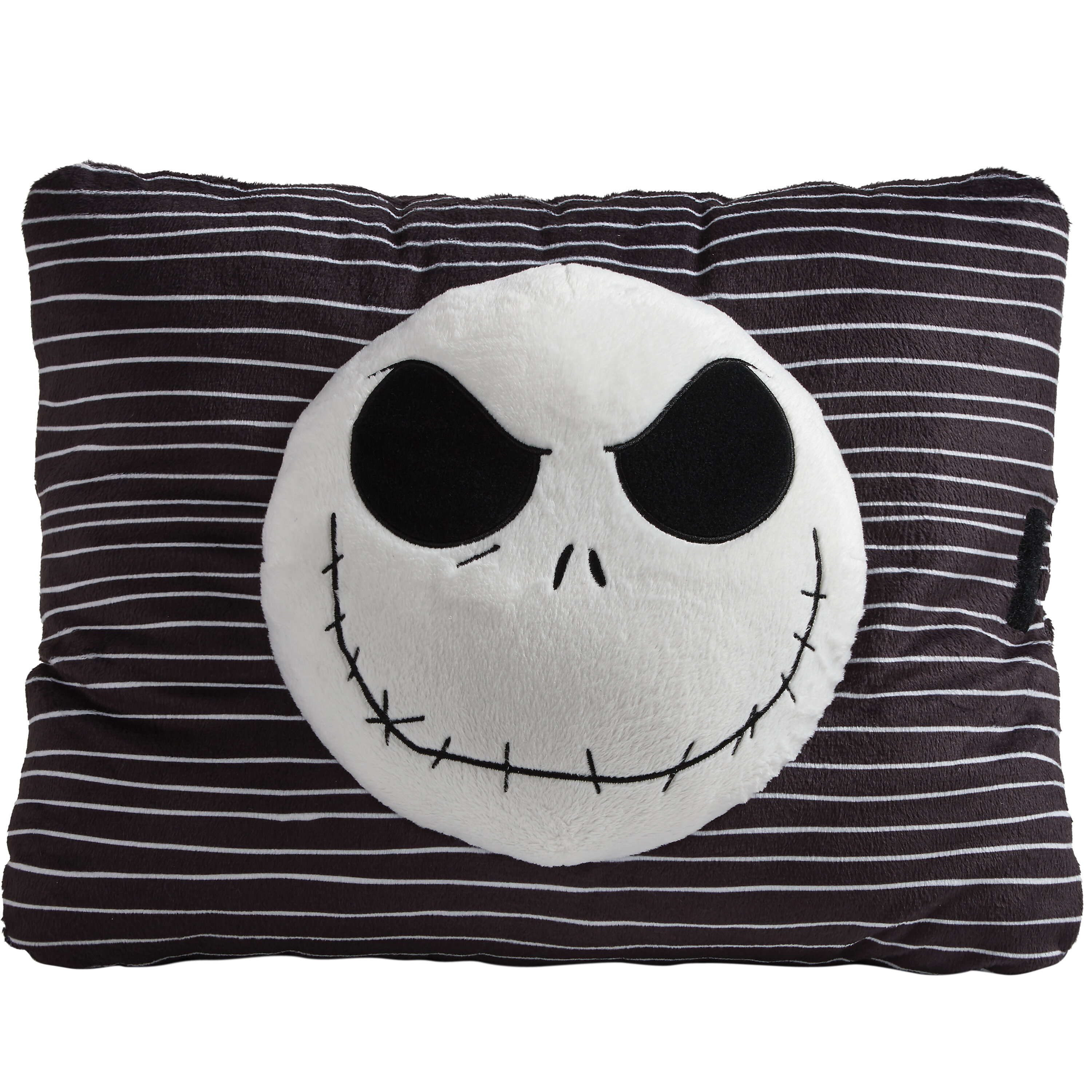 Nightmare before Christmas fleece blanket, Jack, black. Nightmarke ...