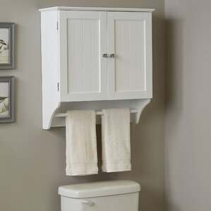 Bathroom Wall Cabinets wall mounted bathroom cabinets you'll love | wayfair