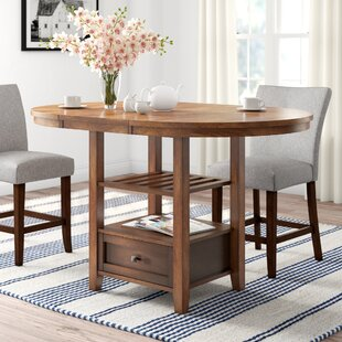 Brierfield Counter Height Extendable Dining Table