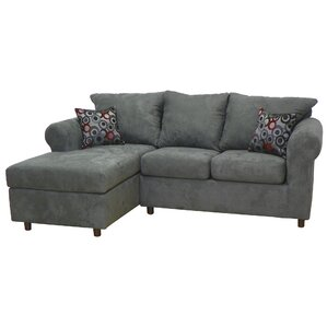 Dewitt Sectional  sc 1 st  Wayfair.com : loveseat chaise sofa - Sectionals, Sofas & Couches