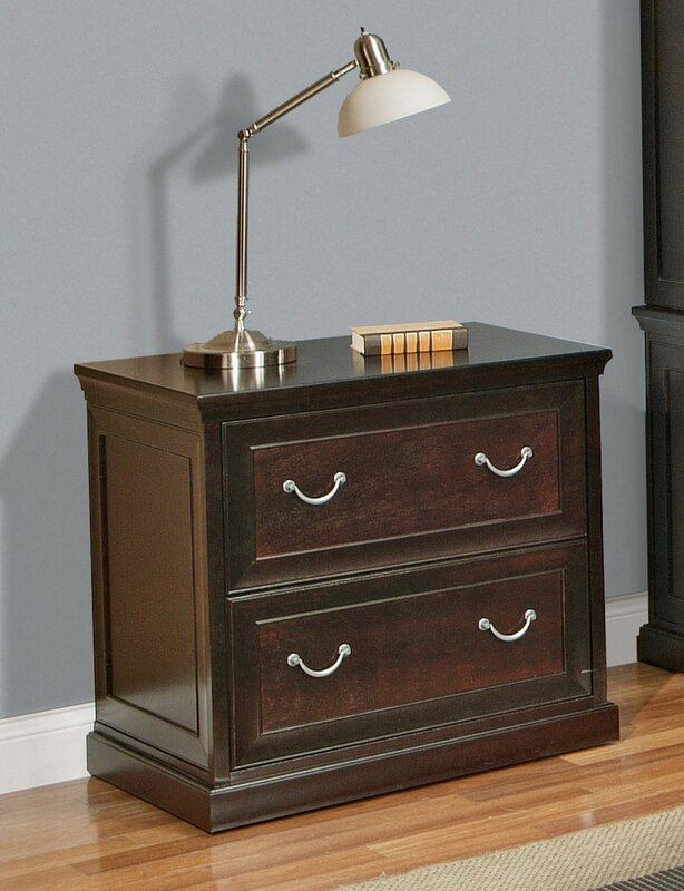 file cabinet nightstand kathy ireland home by martin furniture fulton 2 drawer 15342