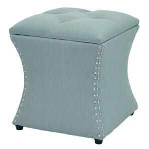augustine upholstered storage ottoman
