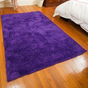 Spicewood Super Soft Violet Area Rug