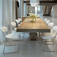 White Modern Dining Room Sets modern & contemporary dining room sets | allmodern
