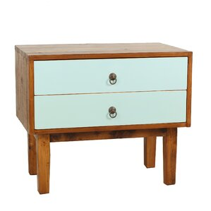 Marina End Table With Storage� by Porthos Home