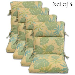 Patio Chair Cushions Set Of 4 Wayfair
