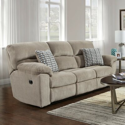 Fabric Recliner Sofa Wayfair