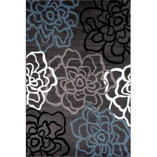 Shiflett Gray/Blue Area Rug