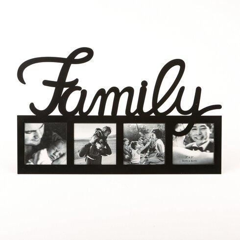 Winston Porter Carner Family Multi Opening Picture Frame | Wayfair