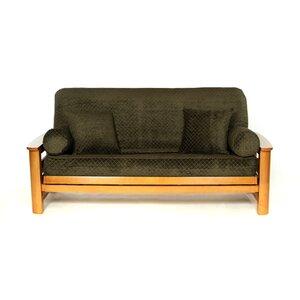 Ashville Box Cushion Futon Slipcover
