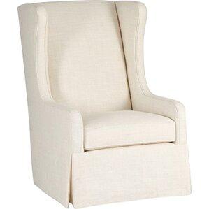reagan swivel wingback chair