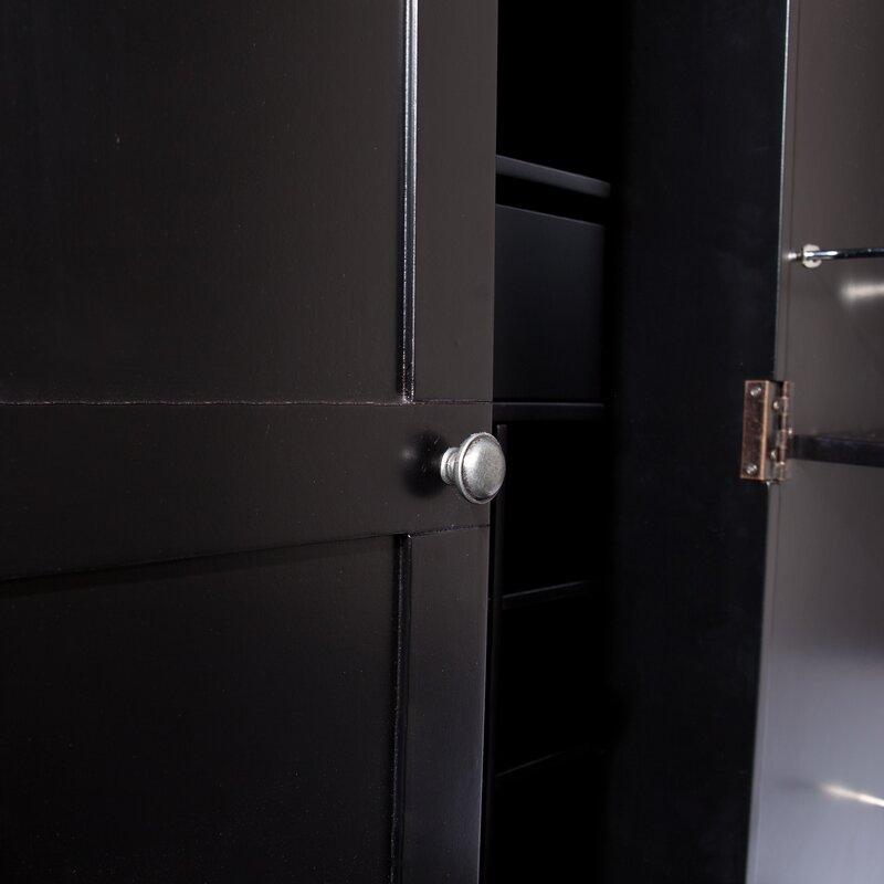 Oldsmar Bar Cabinet With Wine Storage