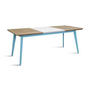 Verrett Solid Wood Dining Table