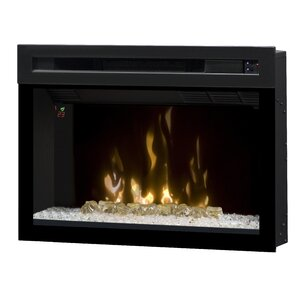 Multi-Fire XD Wall Mount Electric Fireplace by Dimplex