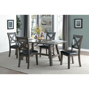 Melodi 5 Piece Dining Table Set