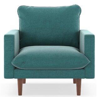 Robles Mod Velvet Armchair