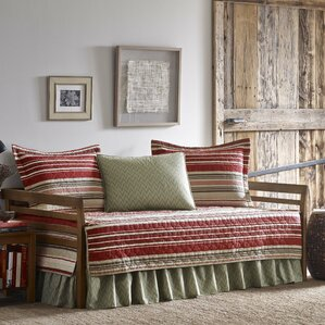 yakima valley 5 piece reversible daybed set