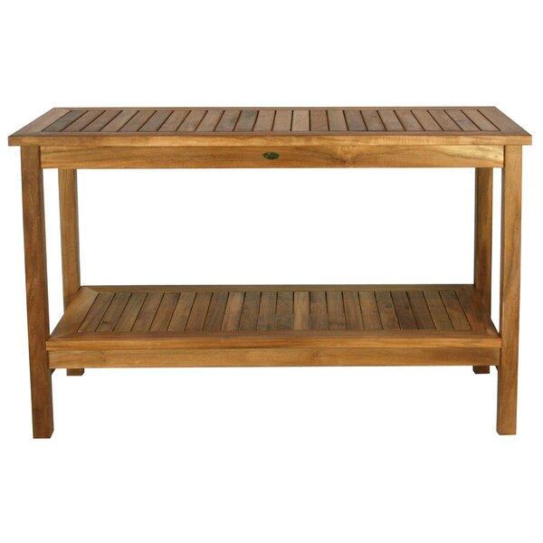 Santa Barbara Solid Wood Buffet Console Table