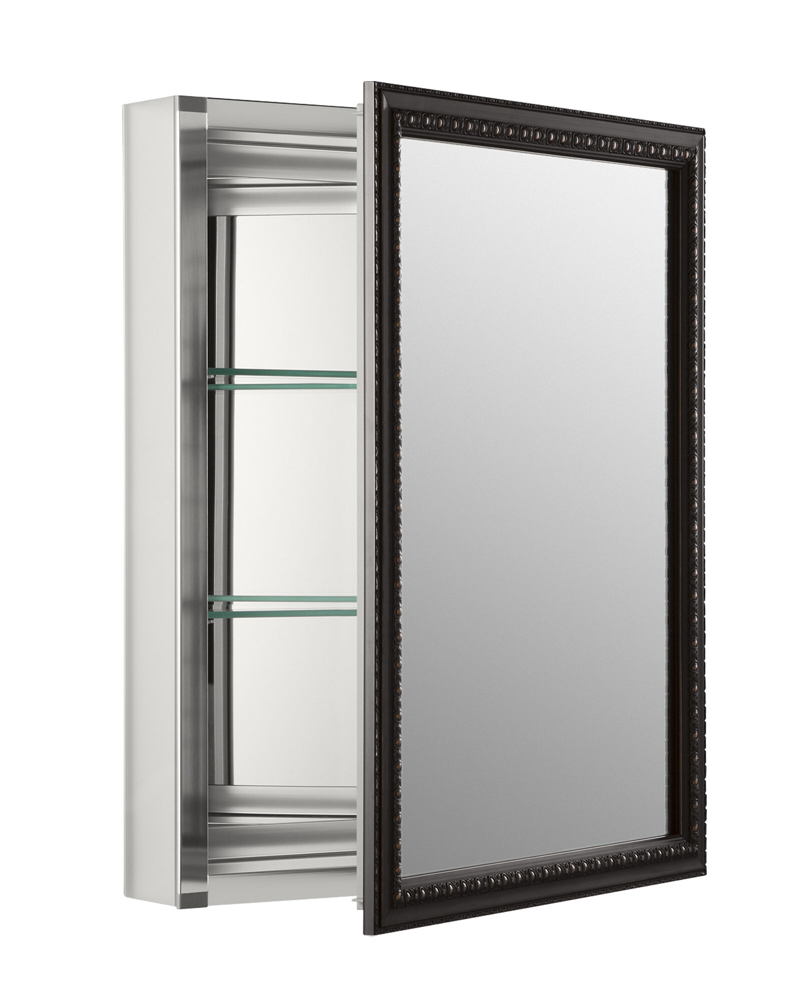 Kohler 20 X 26 Wall Mount Mirrored Medicine Cabinet With Mirrored