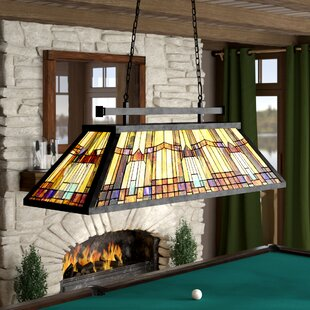 Pool table lights youll love wayfair bush pool table light aloadofball Choice Image