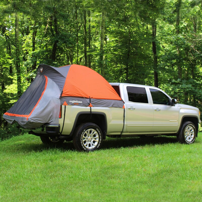 Rightline Gear Full Size Short Two Person Bed Truck Tent Reviews