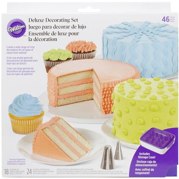 Cake Decorating Sets | Wayfair