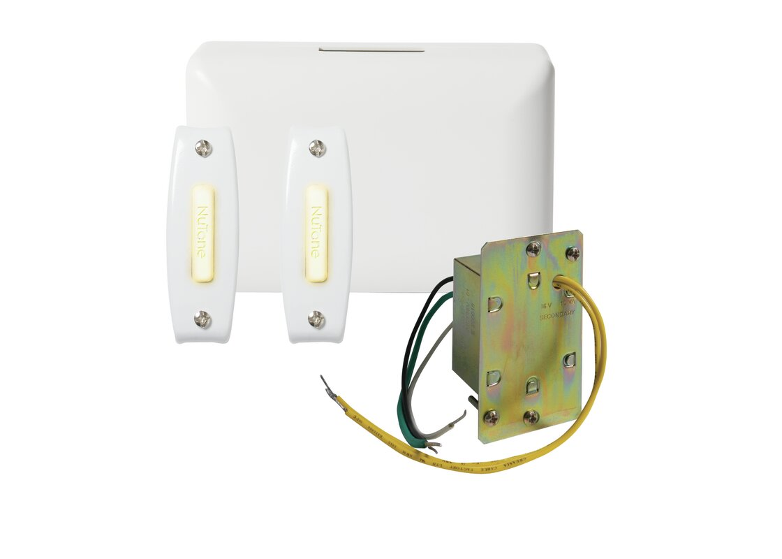 Nutone builder kit chime with junction box transformer reviews builder kit chime with junction box transformer sciox Gallery