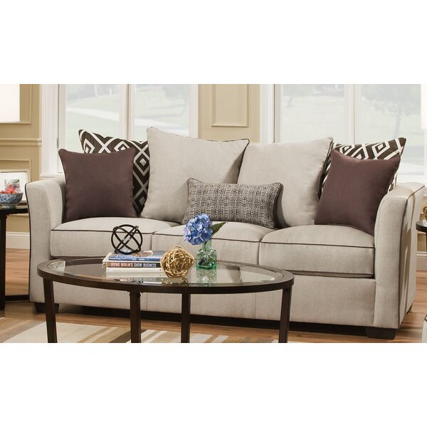 Latitude Run Simmons Upholstery Heath Sleeper Sofa U0026 Reviews | Wayfair
